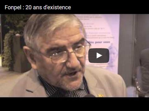 Fonpel fête ses 20 ans au Congrès des maires et présidents de communautés de France (novembre 2013)